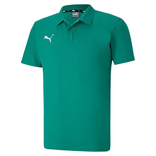 PUMA Herren teamGOAL 23 Casuals Polo Poloshirt, Pepper Green, 3XL