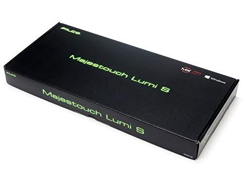 MajestouchLumiS赤軸・フルサイズ・日本語かななしFKBN108MRL/NCSP2LS