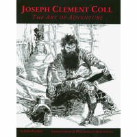 Title: Joseph Clement Coll The Art of Adventure Hardcover