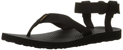 Teva Women's Original Sandal,Black,9 M US