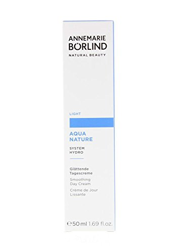 Annemarie Börlind Aqua Nature glättende Tagescreme light, 50 ml