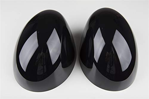 Cubierta de adhesivo ABS de color negro para Mini Cooper ONE S...