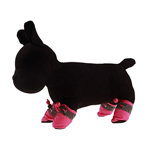 Pandamama Pet Tool Antiskid Puppy Shoes Soft-Soled Pet Dog Shoes Waterproof Small Dog Prewalkers Soft Pet Products Supplies Pet Paw Care