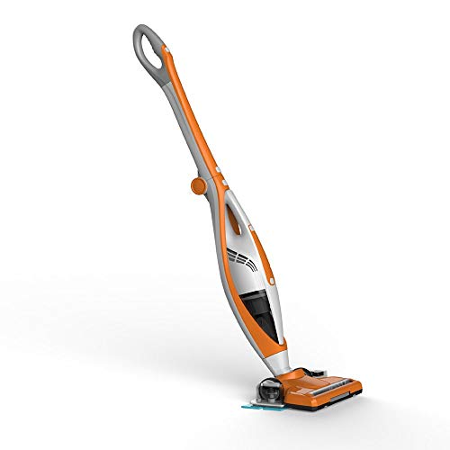 Sale!! LIXBD Hand-held Cordless Vacuum Cleaner, 200w high-Power Multi-Function Vacuum Cleaner with L...