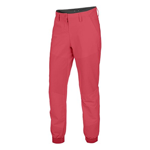 Salewa - Agner DST Engineered W - Pantalon - Femme - Rouge (mineral red) - FR:38 / Taille Fabricant:42