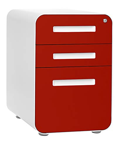 Stockpile 3-Drawer Mobile File Cabinet (Commercial-Grade)