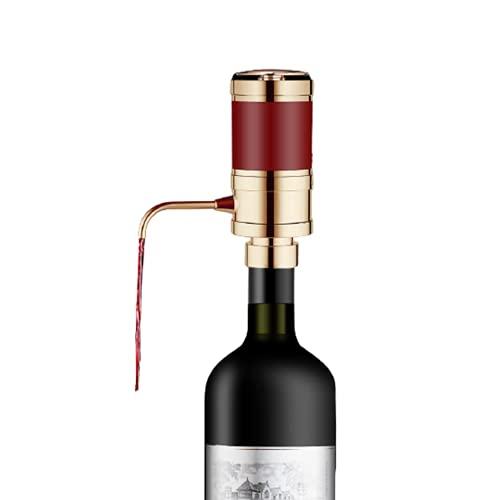 Decanter per Vino Vino Elettrico Decanter Veloce Set per la casa Vino personalità distributore di Vino elettronico Tipo di Batteria,
