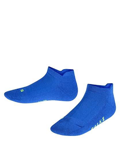 FALKE Kinder Sneakersocken Cool Kick - Funktionsfaser, 1 Paar, Blau (Cobalt 6712), Größe: 31-34