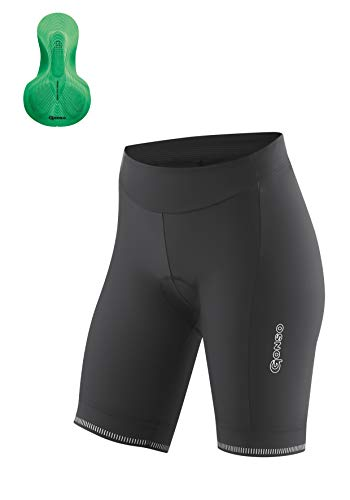Gonso Dames Sitivo Green W Da-fietsbroek