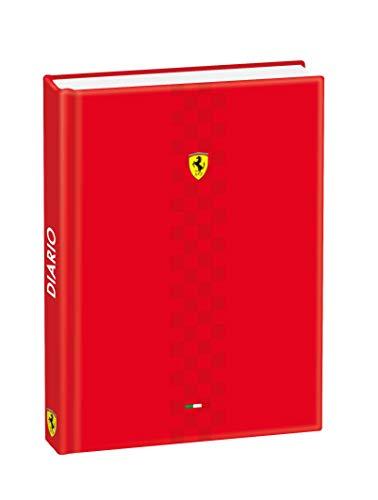 Diario scuola Ferrari Kids 12 mesi datato agenda formula 1 Panini 2020