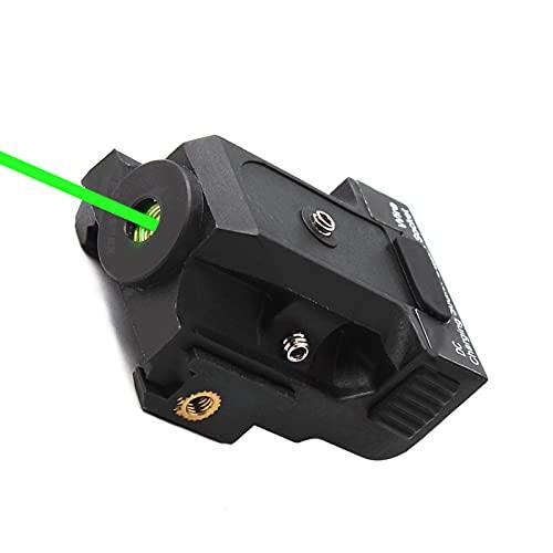 GGBLCS Lightweight Mini Reflex Scope Sight con Monte, Incluye Montajes De 11 Mm, para Armas De Aire Comprimido Y Airsoft, Optica Optics Micro Red Dot Sight para La Caza De Pistola Airsoft
