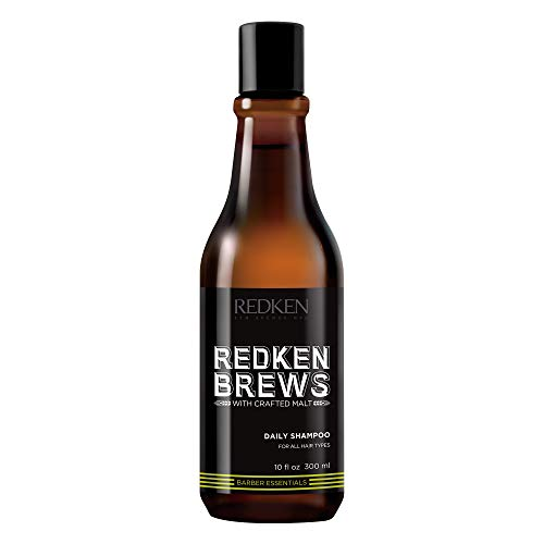 Redken – Redken Brews Haircare Shampoing quotidien homme