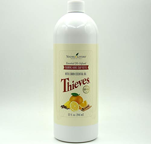 Young Living EssentialOilsLife - Thieves Foaming Hand Soap Refill - 32 oz