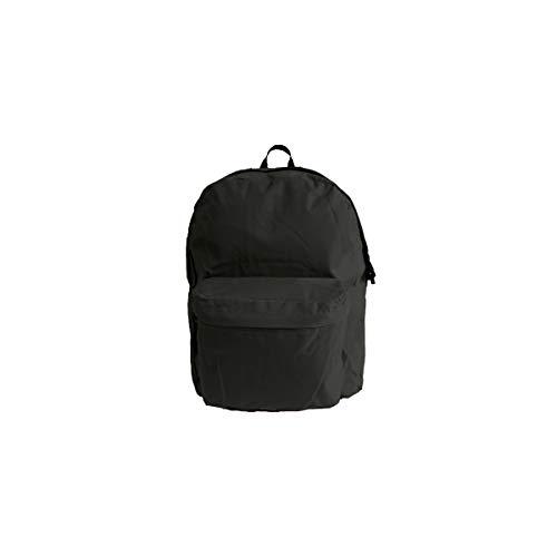 Projects Rucksack 'Basic Line' - aus strapazierfähigen Polyester - Premium Qualität - universell einsetzbar für Damen, Herren & Kinder - Leichter Arbeitsrucksack - 8 Trendige Farben (schwarz)