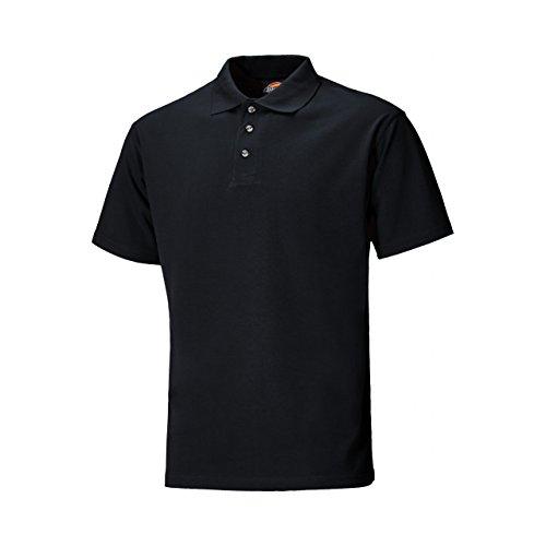 Dickies Polo-Shirt Gr. Medium, schwarz