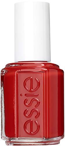 Essie Nagellack für farbintensive Fingernägel, Nr. 62 lacquered up, Rot, 13,5 ml