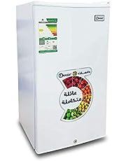 Dansat Mini Bar Refrigerator, 3.2 Cubic feet, 91 Liters, White - DFS140E