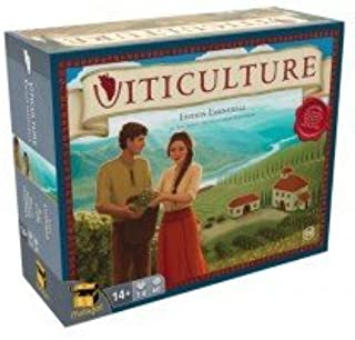 Viticulture Essential Edition Board Game - FRENCH version: Amazon ...