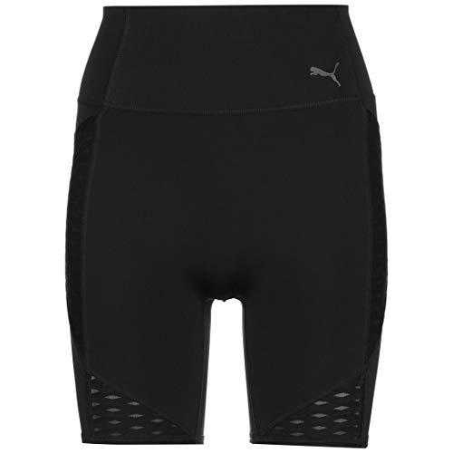 PUMA Damen, Train Flawless 7` Short Shorts, Schwarz, M