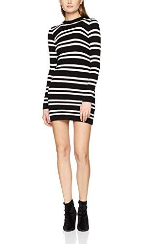 Vestido de rayas corto – DaisyStreet