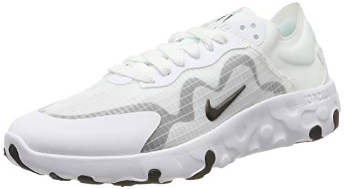 Nike Wmns Renew Lucent, Scarpe da Running Donna, Bianco (White/Black 101), 43 EU