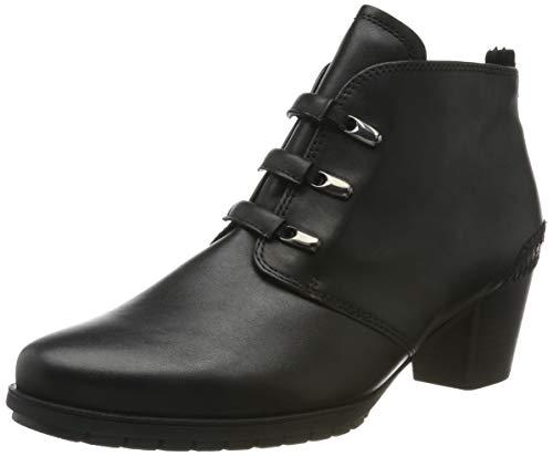 Gabor Shoes Damen Comfort Basic Stiefeletten, Schwarz (Schwarz (Micro) 57), 42.5 EU