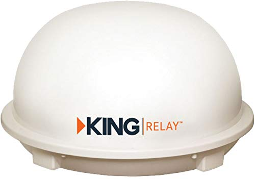 KING KD5500 Relay Automatic HD Satellite TV...