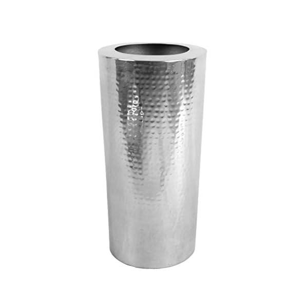 Leaf-Design-UK-Grand-Vase-en-mtal-martel