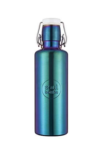 soulbottles Unisex – Adulto Steel Botella Utopia 600 ml