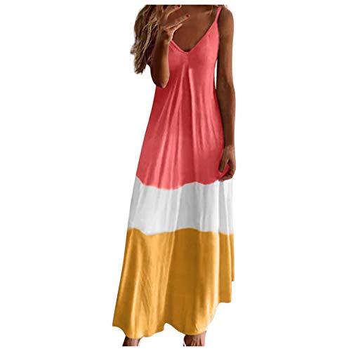 Kleidung Herren Business Kleider Damen Sommerkleid Damen Kleid Schwangerschaft Kurzes Kleid Hochzeitkleider Frauen Sommerkleid Weiss Damen Jeans Kleid Für Damen Kleid 48 Kleider(Rot,M)