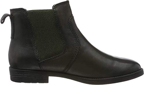 Tamaris Damen 1-1-25306-23 Chelsea Boots, Grün (Dark Olive 713), 39 EU