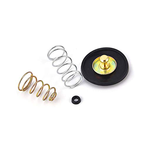 I-Joy 16048-413-004 Carb Carburetor Air Cut Off Valve Diaphragm Kit for 1979-1981 Honda XL/XR250 CB400 Hawk I II CM400 CX500 CB650 CB750 Replaces 16048-413-004