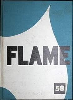 (Custom Reprint) Yearbook: 1958 Andrew Warde High School - Flame Yearbook (Fairfield, CT)