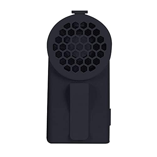 Zarupeng Mini condizionatore d'aria personale, a basso consumo energetico, mini refrigeratore d'aria silenzioso, umidificatore a 3 livelli USB per camera e ufficio a S