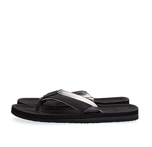 O'Neill Herren FM Chad Sandals Zehentrenner, Schwarz (Black Out), 44 EU