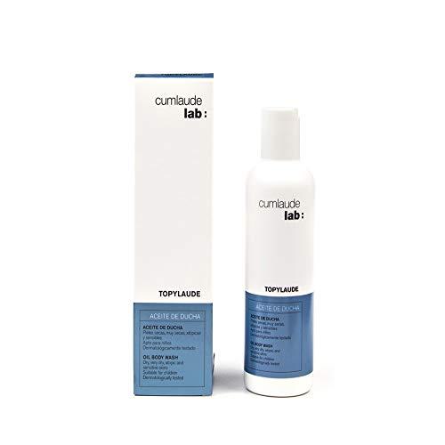 Rilastil Topylaude Aceite de Ducha para pieles secas, muy secas, sensibles, irritables y/o con tendencia atópica