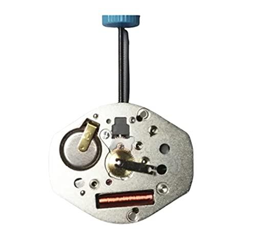 XINGFUQY Reloj Accesorios de Movimiento Suiza Nueva Rhonda 762 Movimiento Movimiento de Cuarzo de Dos Clavijas sin batería