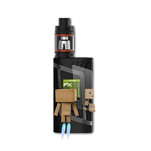 atFoliX Displayfolie kompatibel mit Smok Alien Spiegelfolie, Spiegeleffekt FX Schutzfolie