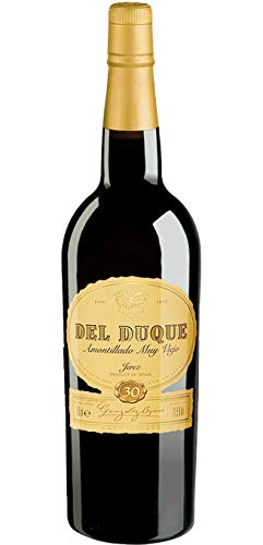 Bodega Gonzales Byass Del Duque Amontillado Sherry (1 x 0.75 l)