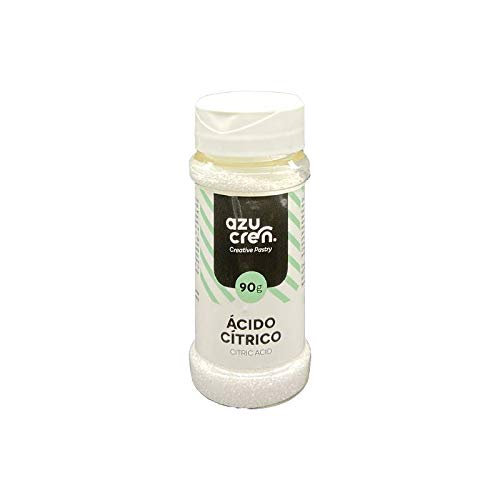 Ácido Cítrico - Uso Alimentario - Repostería, Royal Icing- 90 G