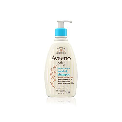Aveeno Baby Gentle Wash & Shamp…