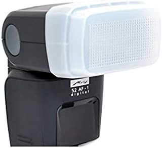 Compatible con METZ 52 AF-1 44 AF-1 F1 Blitz Difusor Softbox para Metz LC6200