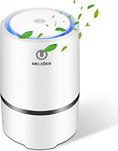TXXM Purificador de aire para el hogar con filtros, 2020 diseño actualizado purificadores de aire de bajo ruido, limpiador de aire de escritorio