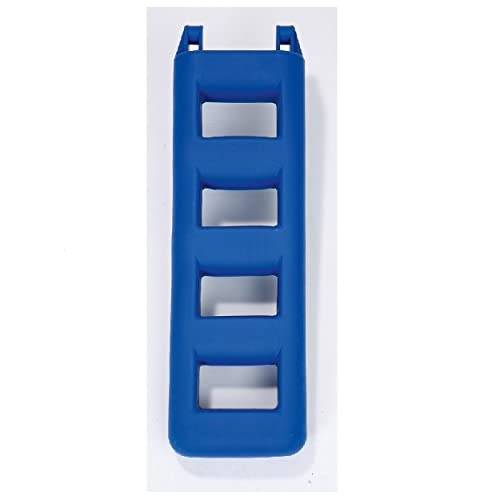 Fender, scaletta e parabordo, Blau, Stufen: 3 Länge: 750 mm