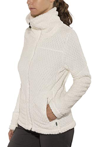 Meru Damen Fleecejacke Kaluga wollweiss (101) 36