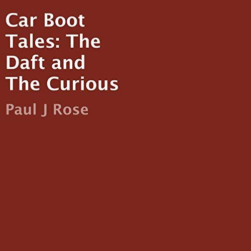 Car Boot Tales audiobook cover art