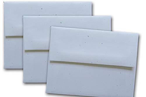 Bulk Discount Vibrant Astrobright A-2 Square Flap Envelopes - 250 Pack - Great for Notecards, Letters, Invitations, Thank You Cards, RSVP, Details Card, Etc. (Stardust White)