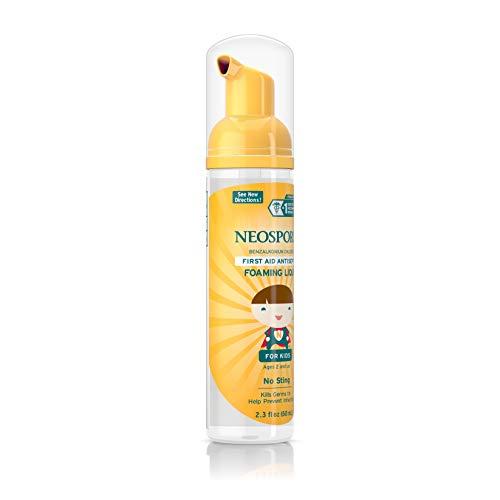 Neosporin For Kids Wound Cleanser, 2.3 oz.