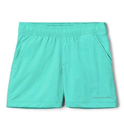Columbia Pantalones Cortos para niños y bebés, colección Backcast, Niños y bebé, 183905, Delfín, XXS