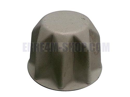 Molde para Pandoro antiadherente de 100gramos de aluminio profesional